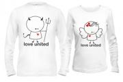 Комплект для влюбленных Love united