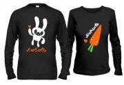 Парный комплект Любовь-морковь