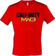 Майки Сall of Duty MW3