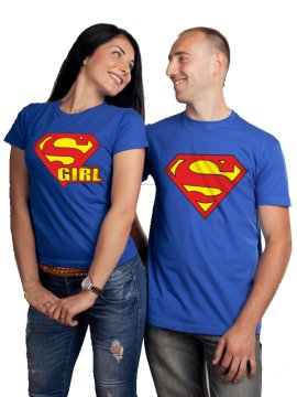 Superman-supergirl